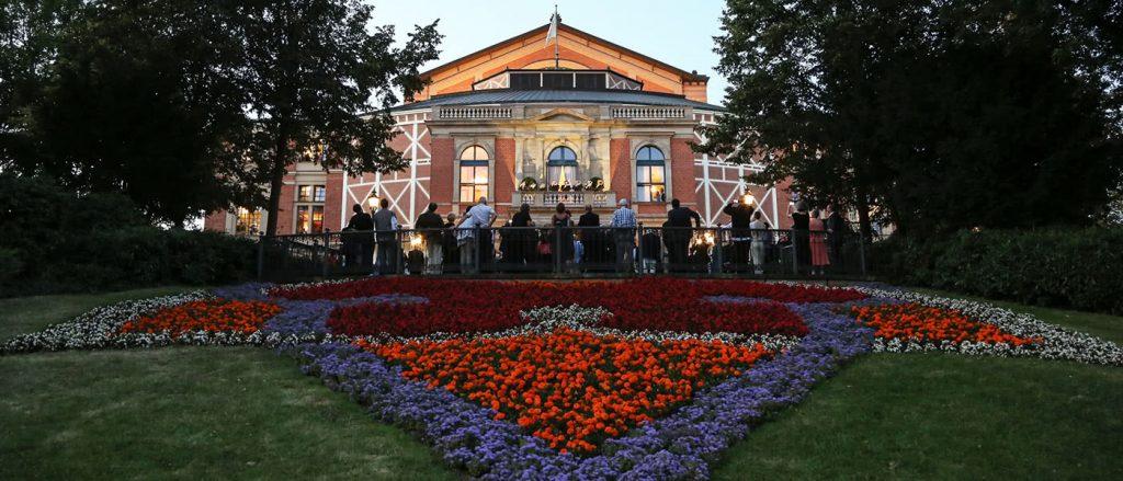 Bayreuther Festspiele, Festspielhaus