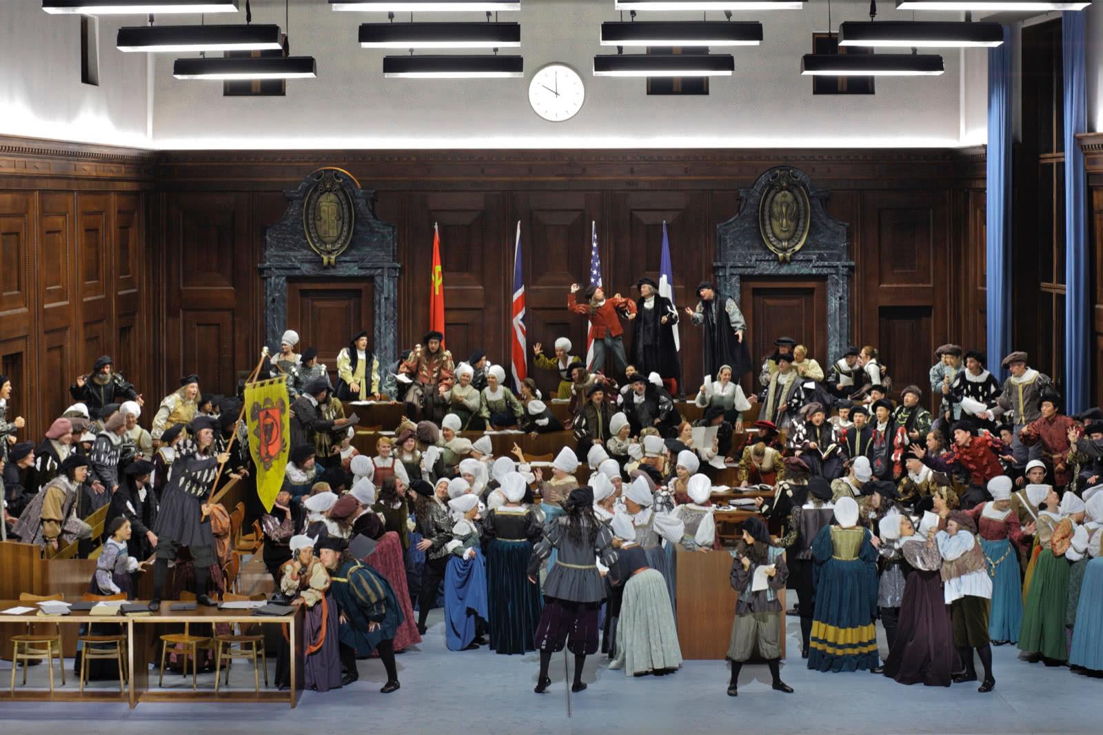 Die Meistersinger von Nürnberg - Bayreuther Festspiele