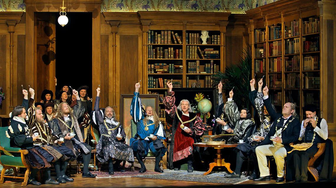 Die Meistersinger von Nürnberg 2017