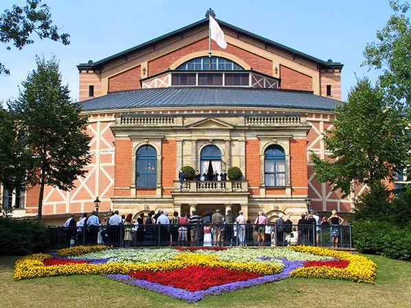 Comedy & Kabarett Bayreuth Bayreuther Festspiele Tickets
