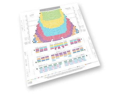 Bayreuther Festspiele Sitzplan 2020