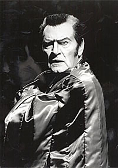 Franz Mazura – Bayreuther Festspiele 1991