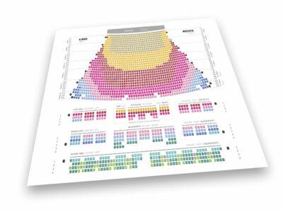 Bayreuther Festspiele – Sitzplan
